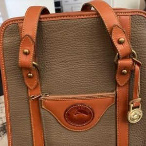 Lovely two-tone authentic Dooney Bourke Purse